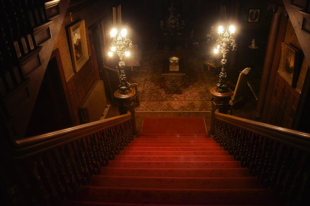 c. 1898-1900, home of the John J. Cruikshank, Jr. family, Hannibal, MO