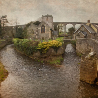 The Daily Ramble: The River Chew at Pensford, Somerset