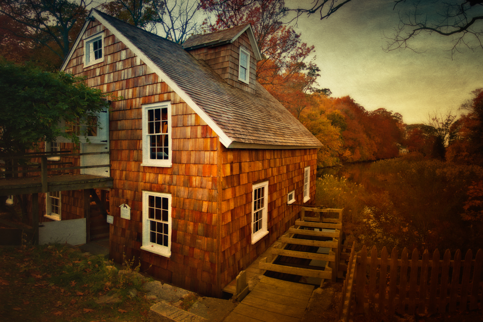 Tales of Old Stony Brook I: The Haunting of the Stony Brook Grist Mill