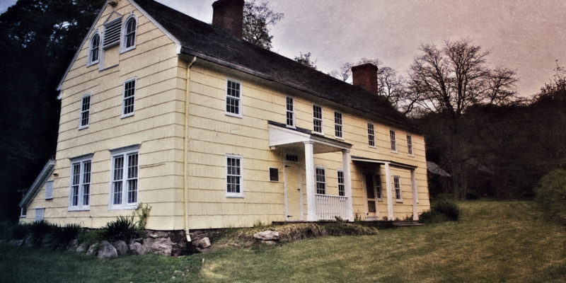 Hawkins-Mount Homestead