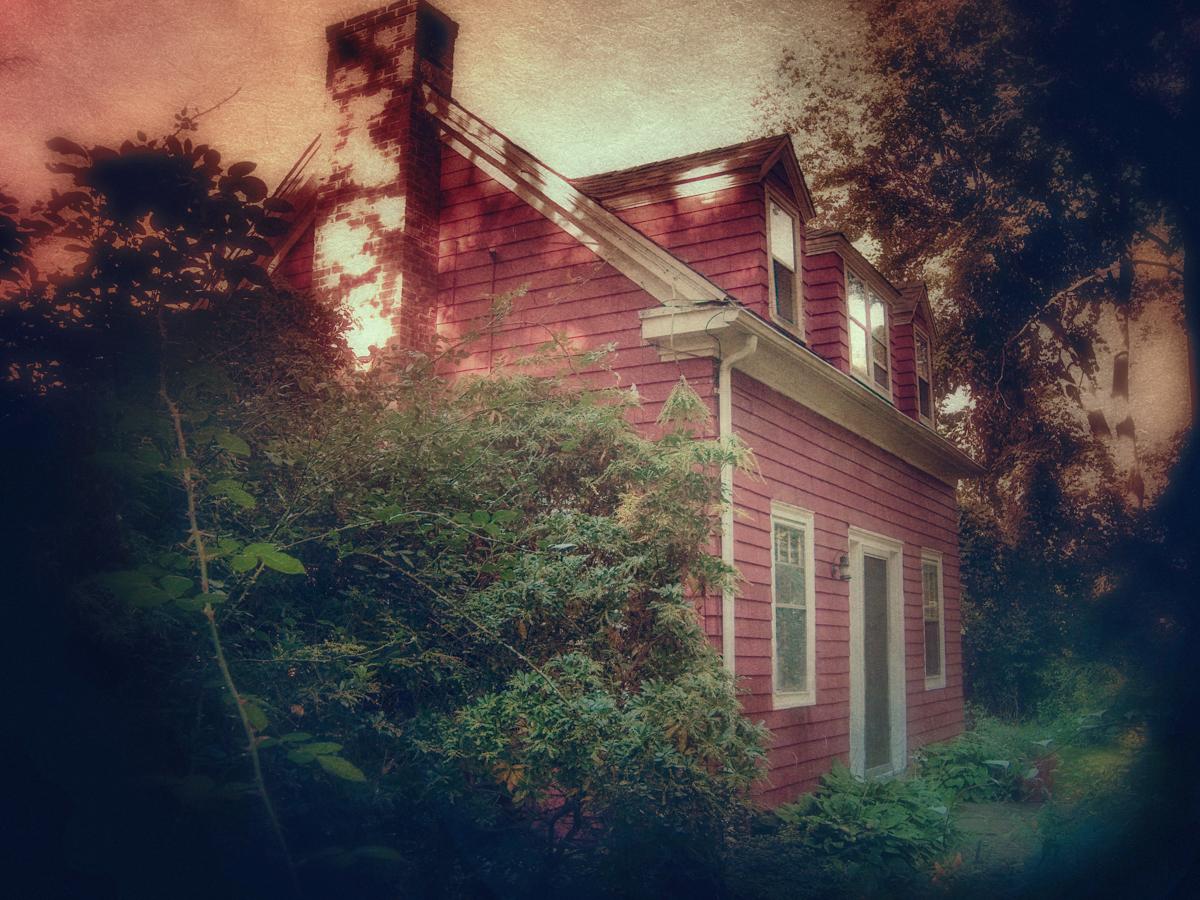 Sweet Hollow School on Sweet Hollow Road