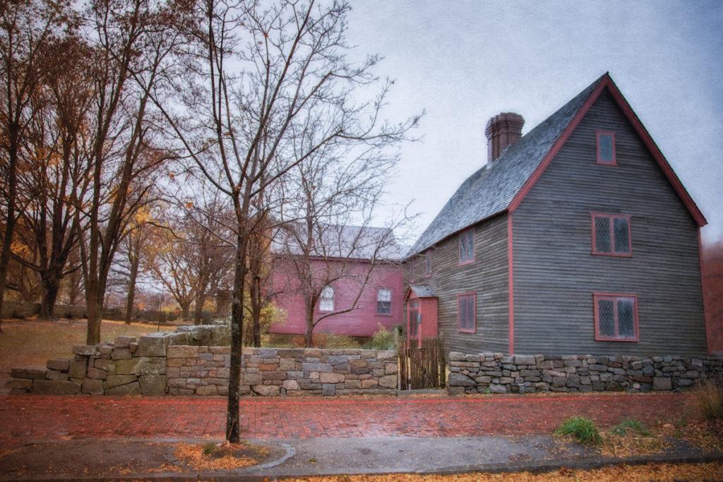 Samuel Pickman house, c. 1681, Salem