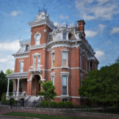 Historical Attractions: A stroll through time in the downtown preservation district in Evansville Indiana