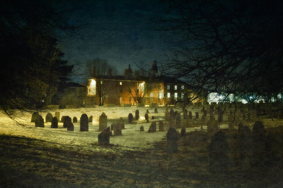 A warlock's curse? The ghosts of Salem's Howard Street Burying Ground