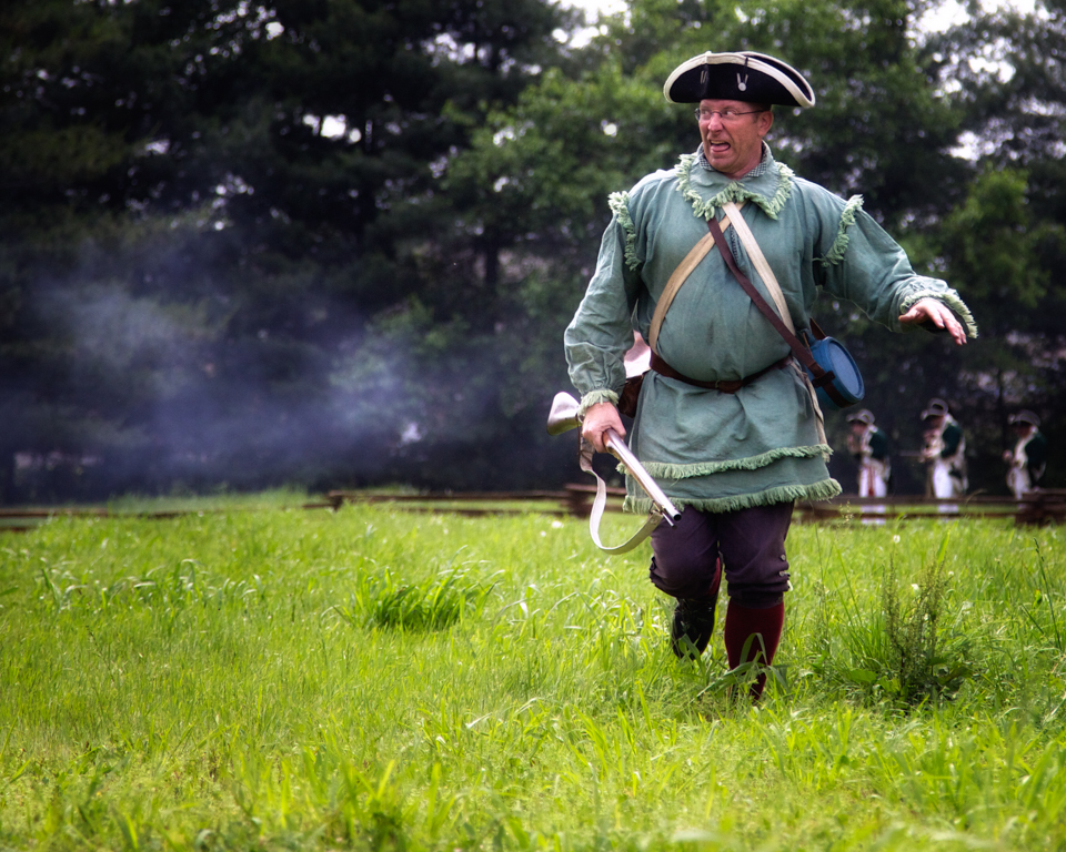 Spirit of Vincennes Rendezvous 2011 & memories from the gutter