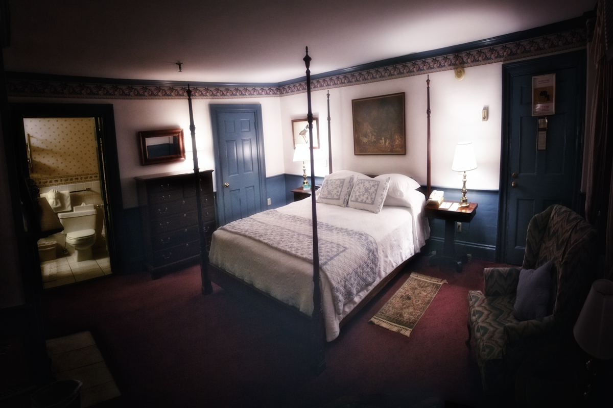 Room 24 of Concord's Colonial Inn