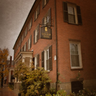 The Salem Inn: Hauntingly lovely in Witch City, MA