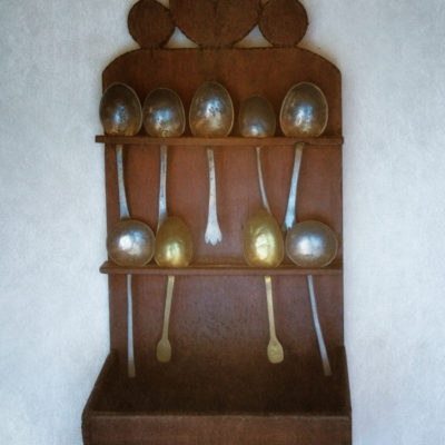 Daily Life of the American Colonies: Spoons