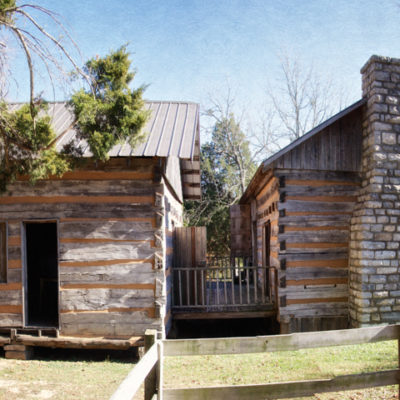 A Brief History of the Bell Witch Hauntings and a visit to the Bell Witch Cave in Adams, TN