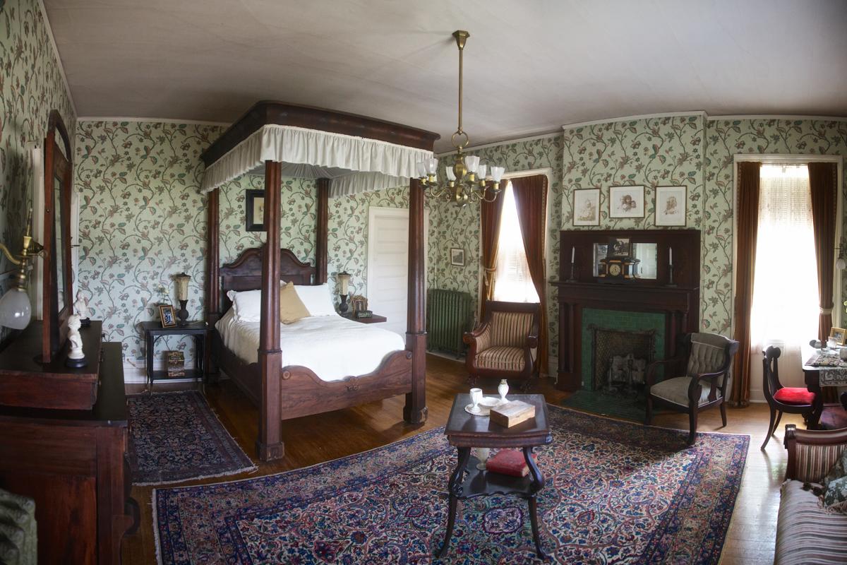 Mr. Cruikshank Chamber, Rockcliffe Mansion