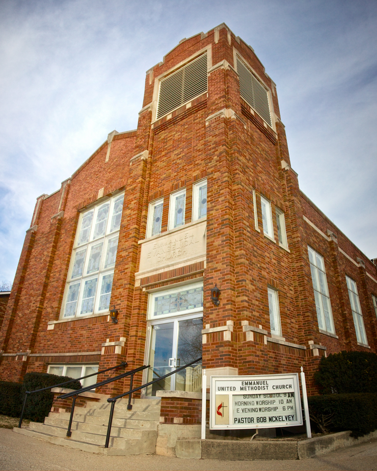 What makes a church a church? Carmi's Emmanuel United Methodist church looks to leave history behind for greener pastures