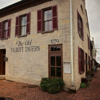 America's Haunted Inns: Bardstown Kentucky's chilling Old Talbott Tavern lives up to its reputation