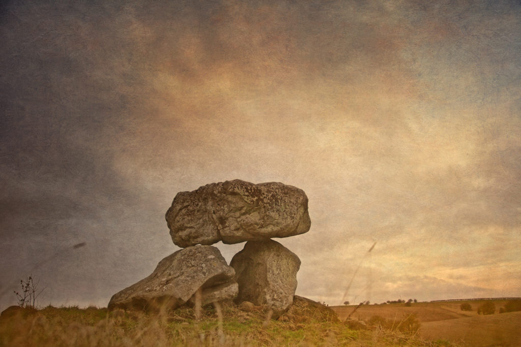 Lucifer's neolithic home, Devil's Den stands vigil near the Avebury circle complex