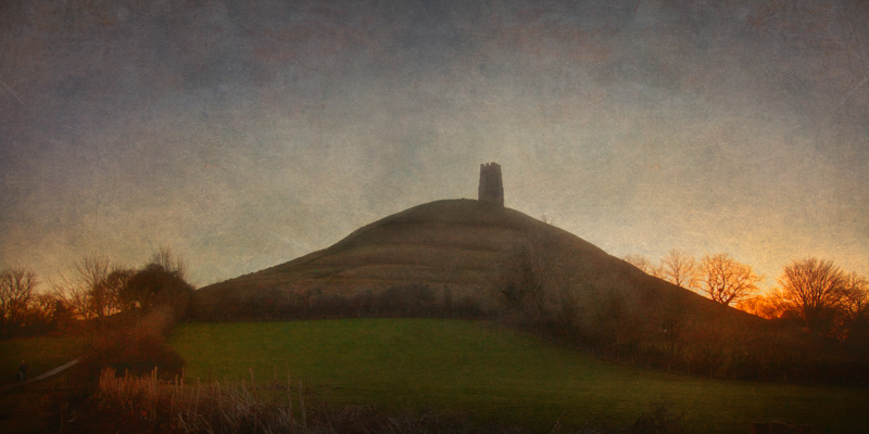 Climbing Glastonbury Tor in search of the divine