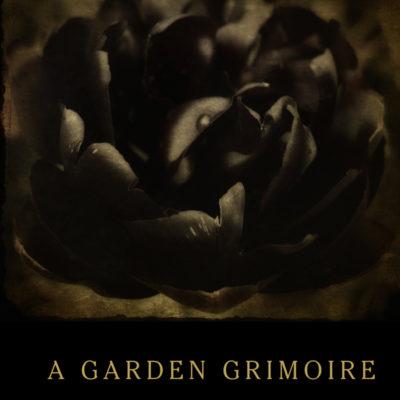 Black Tulip Garden Grimoire – Spiral bound garden journal for all your witch's garden experiments