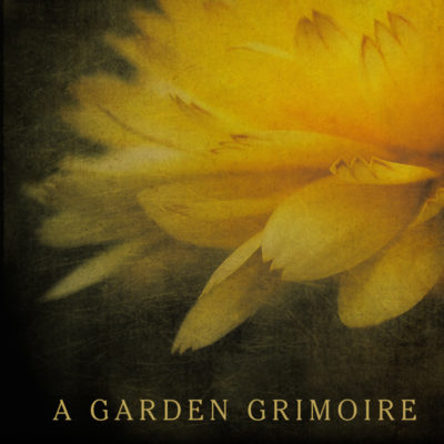 Calendula Garden Grimoire – Spiral bound garden journal for all your witch's garden experiments