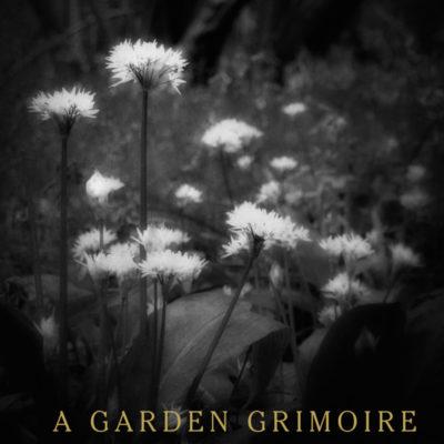 Wild Garlic Garden Grimoire – Spiral bound garden journal for all your witch's garden experiments