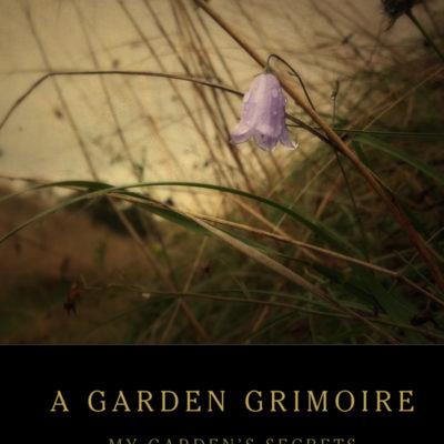Hairebell Garden Grimoire – Spiral bound garden journal for all your witch's garden experiments