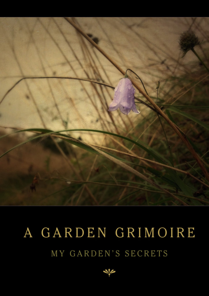Hairebell Garden Grimoire – Spiral bound garden journal for all your witch's garden experiments
