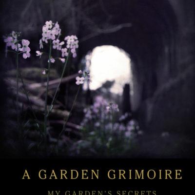 Milkmaids Garden Grimoire – Spiral bound garden journal for all your witch's garden experiments