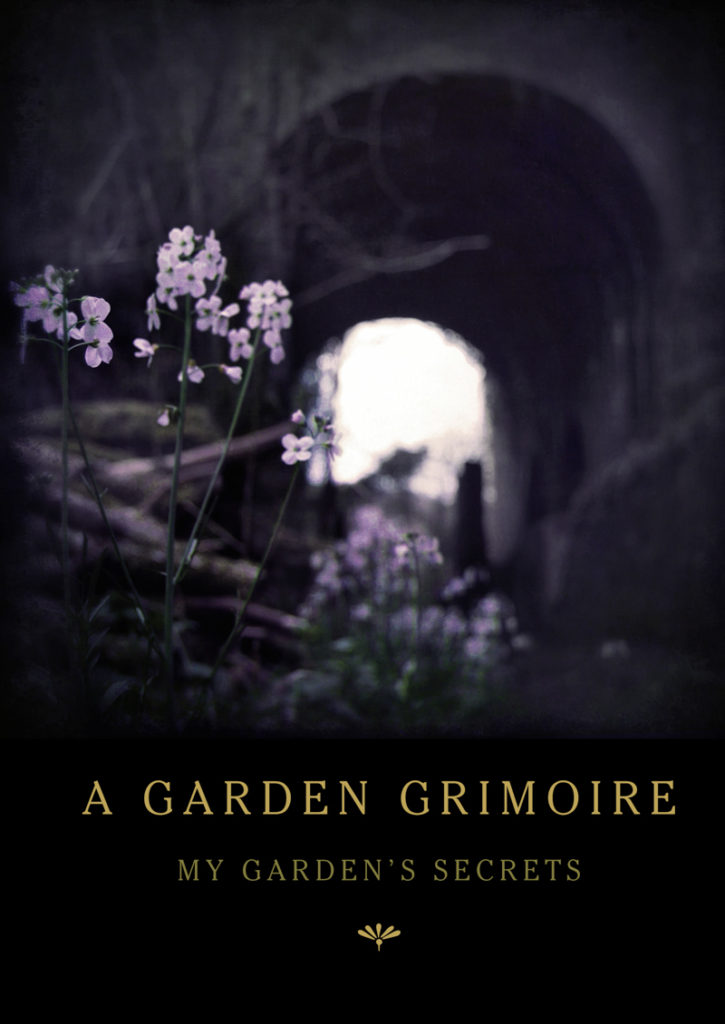 Milkmaids Garden Grimoire – Spiral bound garden journal for all your witch's garden experiments