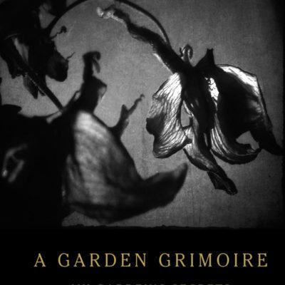 Monkshood Garden Grimoire – Spiral bound garden journal for all your witch's garden experiments