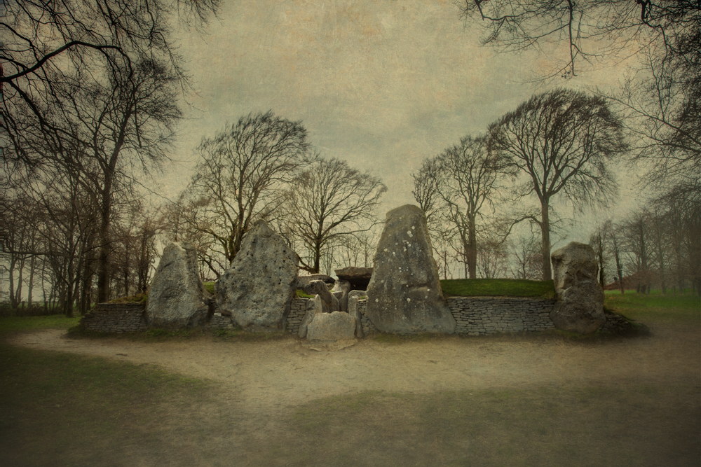 The hammer of the gods still ring out at Wayland's Smithy, a long barrow chamber tomb nestled in a secluded grove in Oxfordshire