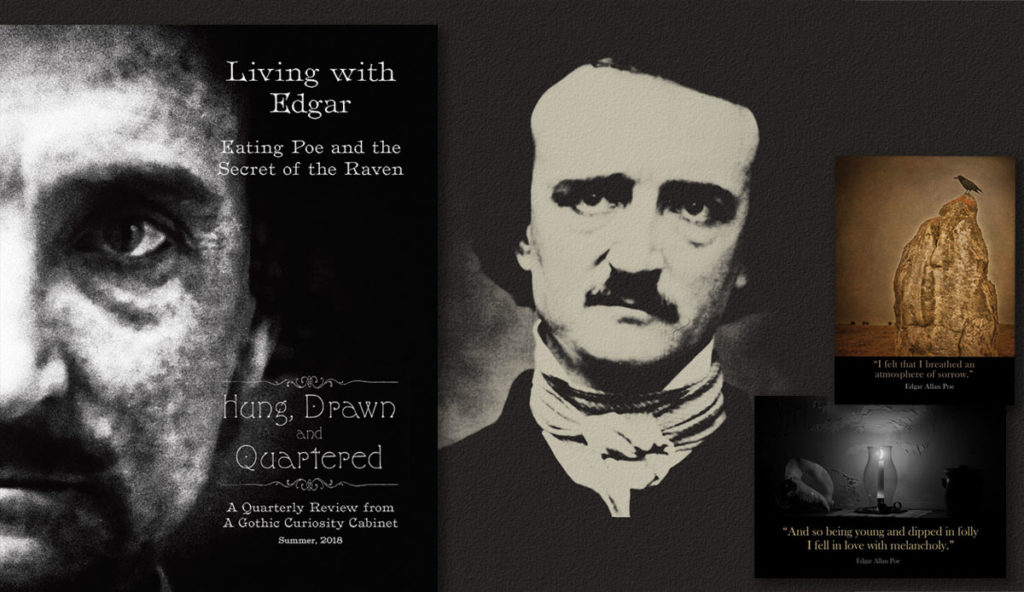Our summer magazine looks at Edgar Allan Poe's life and finds some surprises