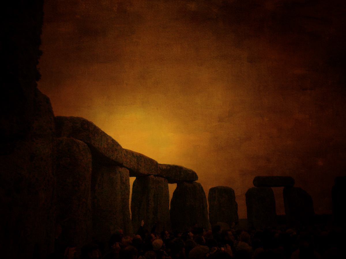 Winter Solstice at Stonehenge, Pagan Holidays Litha